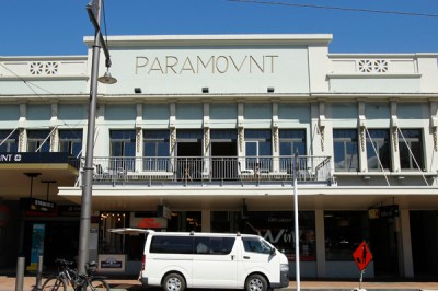 Paramount Cinema a quake risk? | Stuff.co.nz