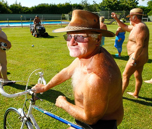 Naturist Club In Push For New Members