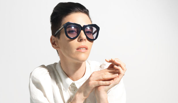 Karen Walker of the eponymous brand
