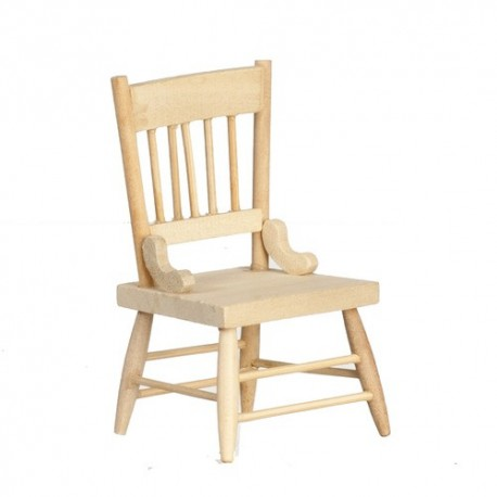 unfinished kitchen chairs kid table and chair set singapore miniature furniture dollhouse