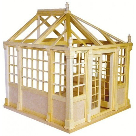 conservatory kit withbase dollhouses
