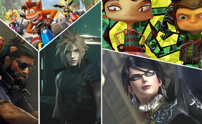 18 Video Game Remakes And Sequels Coming In 2019 And 10