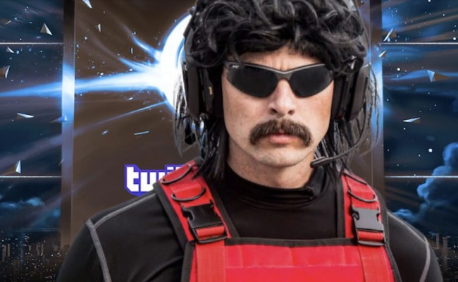 Dr Disrespect Banned From Twitch For Filming Teenagers