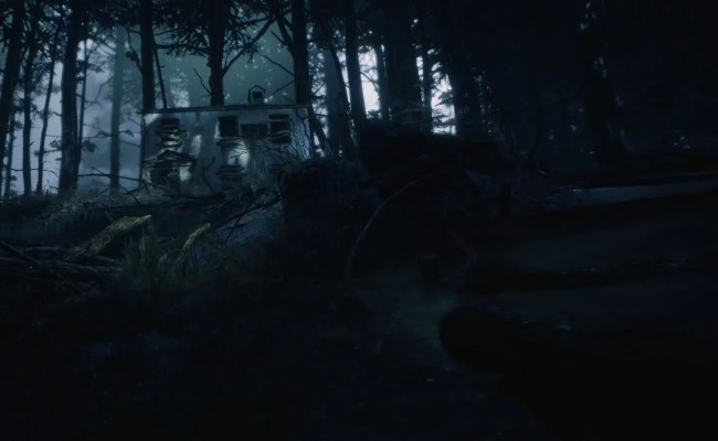 Blair Witch Review Thegamer
