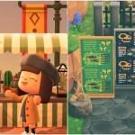 Animal Crossing New Horizons 15 Creative Simple Panel Designs