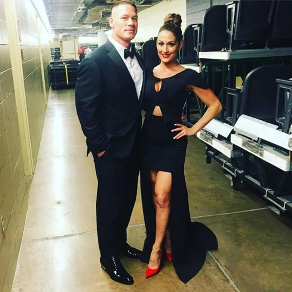 nikkibella and johncena