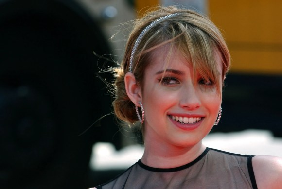 "06/09/2007 - Emma Roberts - World Premiere of ""Nancy Drew"" - Grauman's Chinese Theater - Hollywood, California. USA - Keywords: premiere - - - Photo Credit: Albert L. Ortega / PR Photos - Contact (1-866-551-7827)"