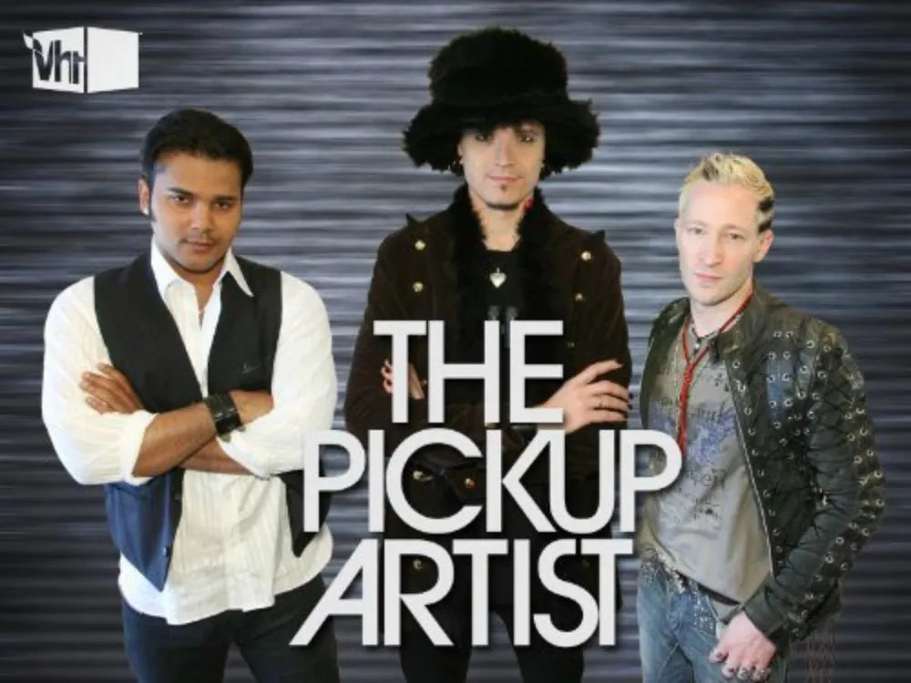 The Pickup Artist Fake Reality TV