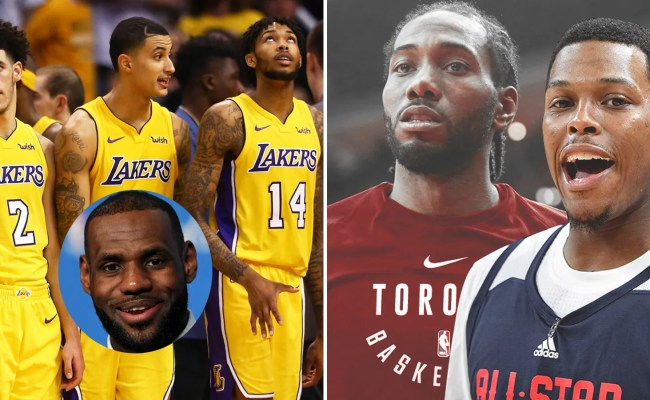 Predicting The Starting Lineup For Every Nba Team For The