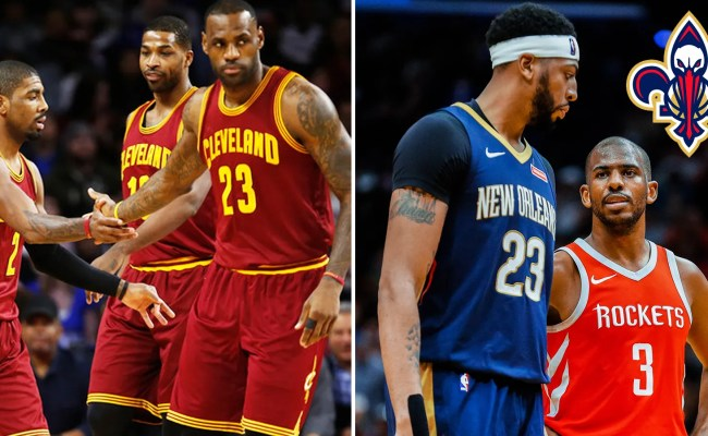 Comparing Every Nba Team S Current Starting Lineup To