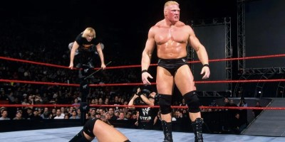 Every Version Of Brock Lesnar Ranked From Worst To Best