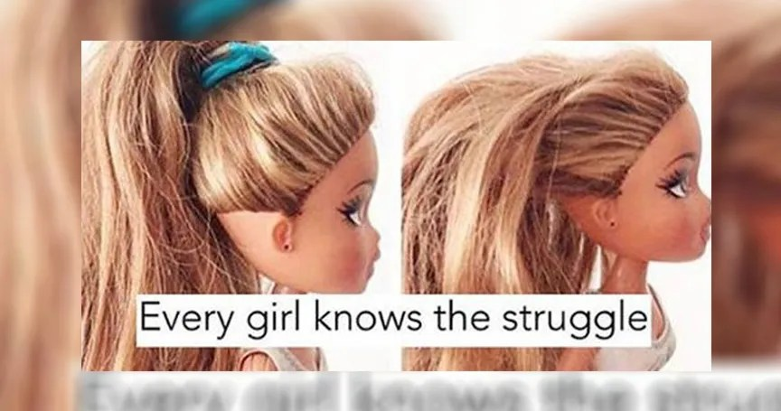 20 Hair Struggles Every Girl Knows (And DIY Ways To Fix Them)