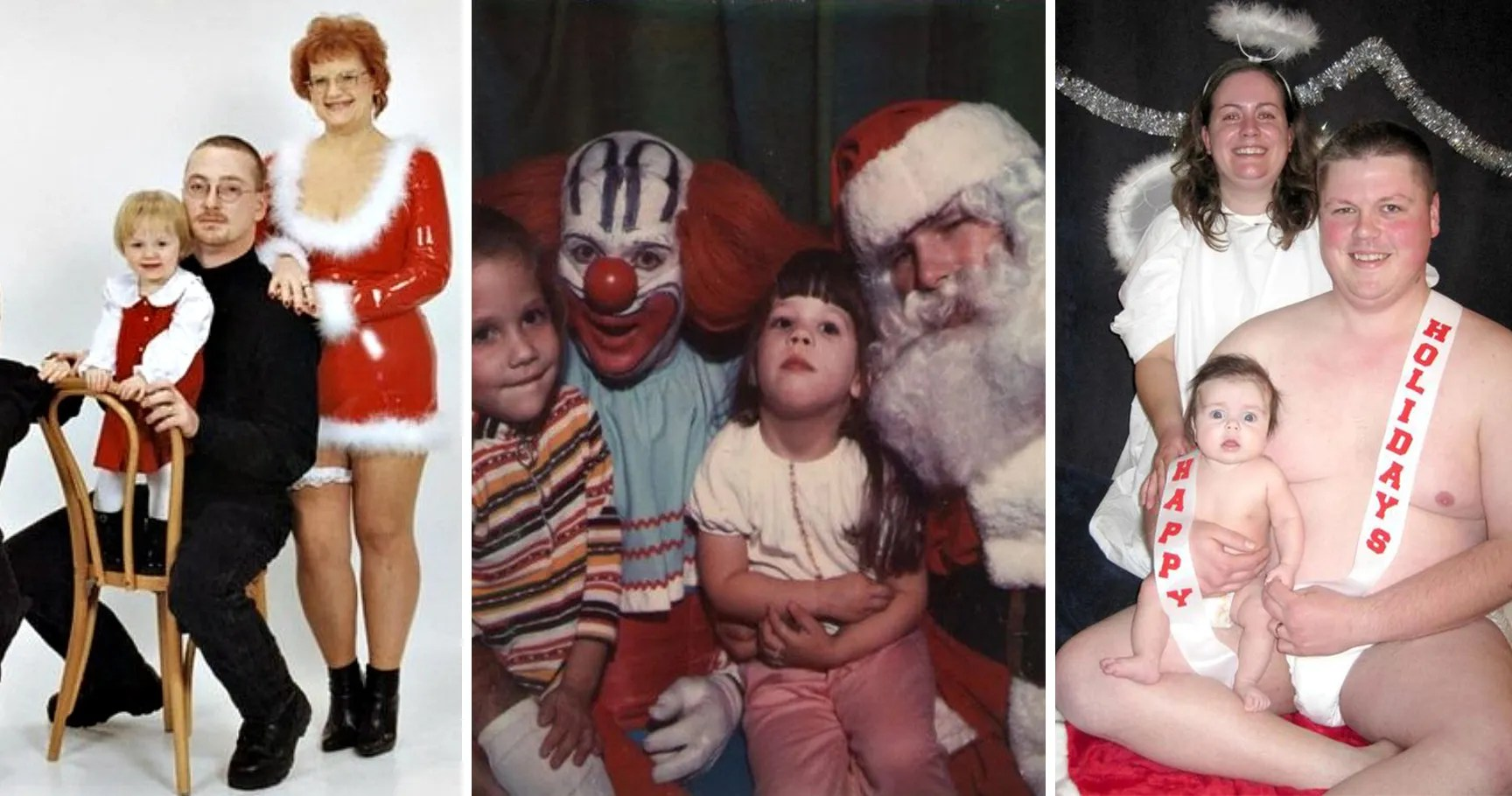 15 Christmas Card Fails That Are The Epitome Of Cringe