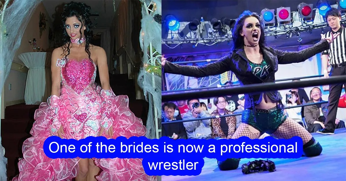 Behind The Poof Of The Dress 20 Facts About My Big Fat Gypsy Wedding