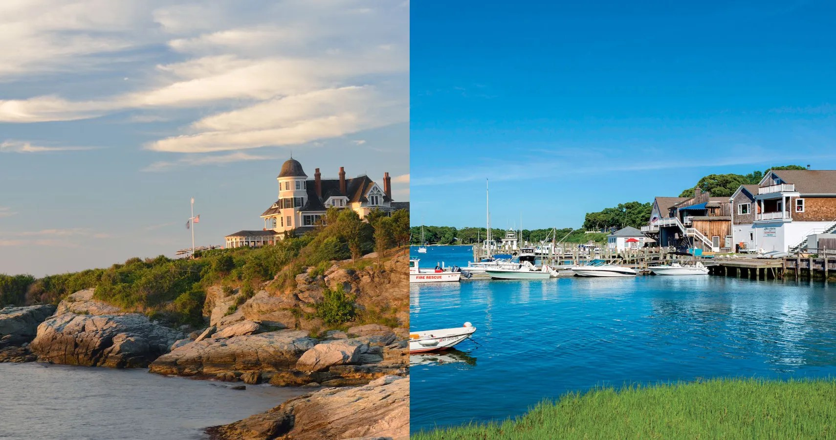 The 10 Best East Coast Resort Towns In America (& What To See First When You Get There)
