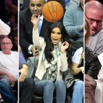 Kendall Jenner And 19 Other Female Celebs Spotted At Basketball Games
