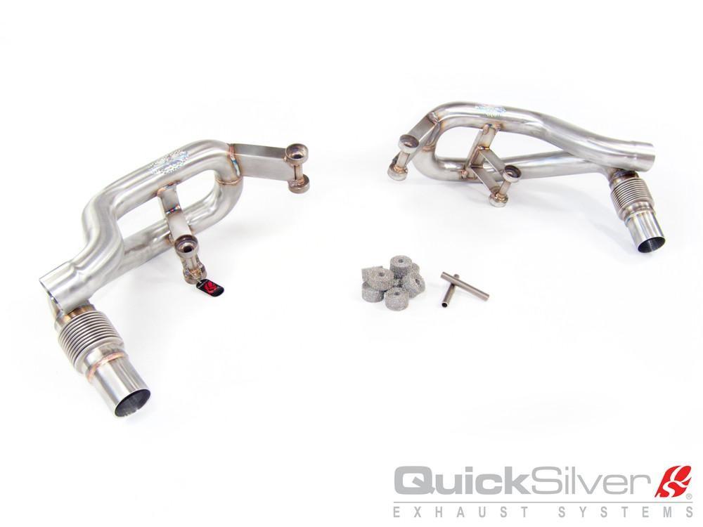 QuickSilver Exhausts Porsche 911 (991 Gen 1) 3.4, 3.8