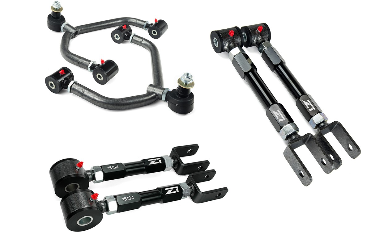 350z Z1 Adjustable Suspension Package