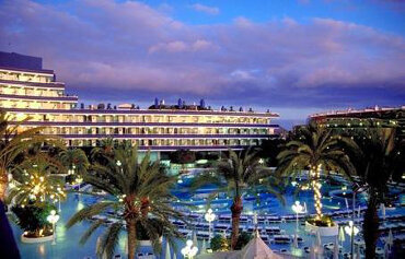 Mediterranean Palace Hotel | Hotels in Playa De Las ...