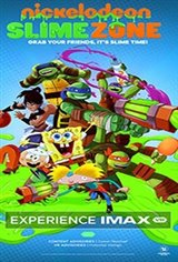 Nickelodeon Slime In Space : nickelodeon, slime, space, Nickelodeon, Slime, Movie, Large, Poster.
