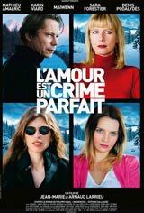 L'amour Est Un Crime Parfait : l'amour, crime, parfait, L'amour, Crime, Parfait, Résumé