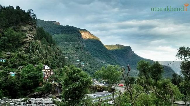 Photo of Mandal Village in tungnath
