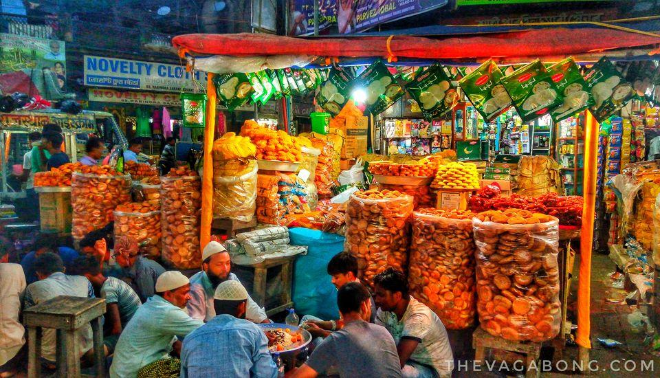 Photo of Ramzan Foodwalk at Zakaria Street-Kolkata 2/20 by Debjani Lahiri