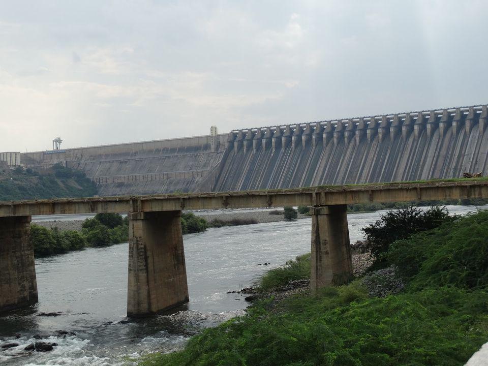 Nagarjuna Sagar Images