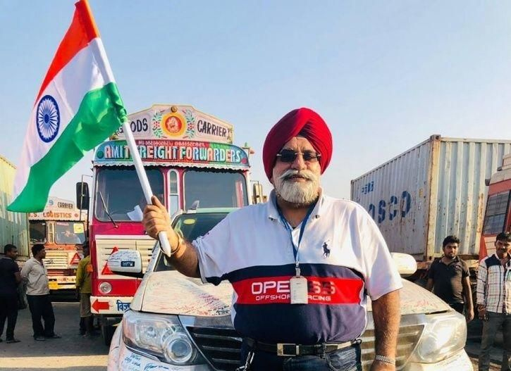Photo of Delhi to London: 36,800 Km in 135 Days! This 60-Year-Old Man Proves Age Is Just a Number 1/11 by Priya Pareek