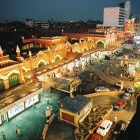 Image result for new market kolkata