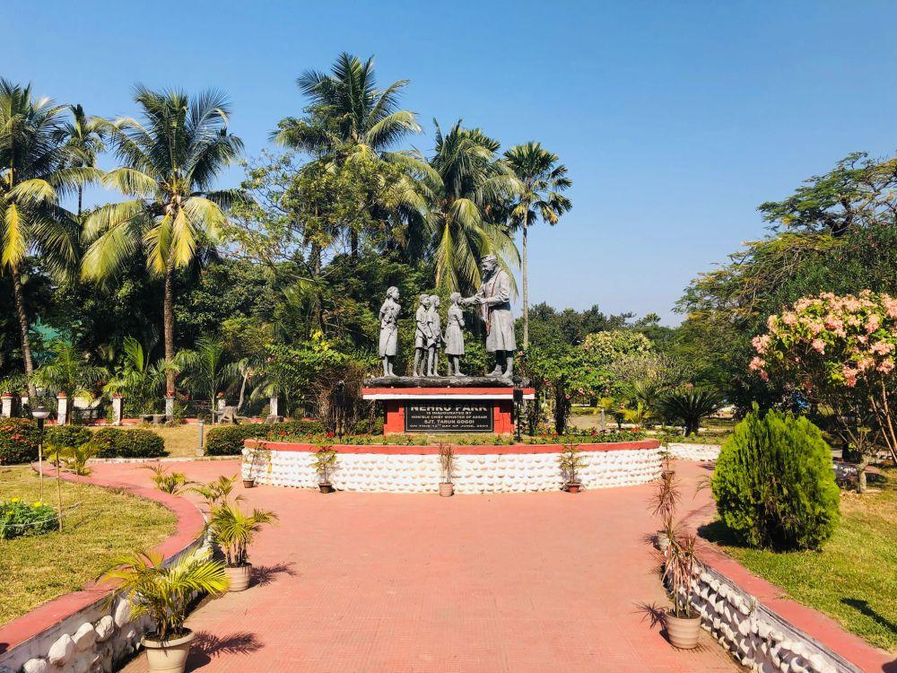 Photo of Nehru Park, Guwahati By Srikanth's Traveldiaries (Https://traveldiaries.vacations)