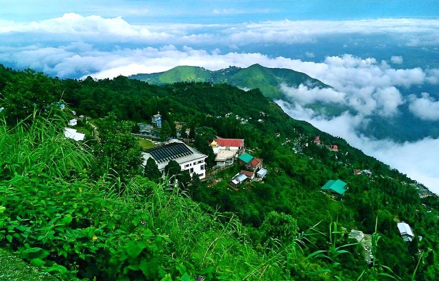 Image result for sitong trek route
