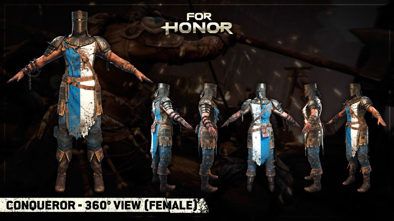 The Conqueror Cosplay Reference Guide Ubisoft Us