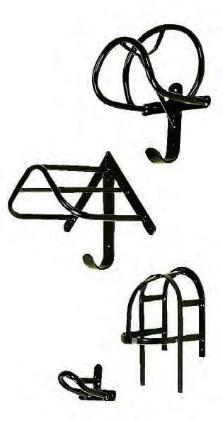 stubbs harness rack