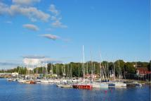 Rnu Yacht Club Marina Estonia