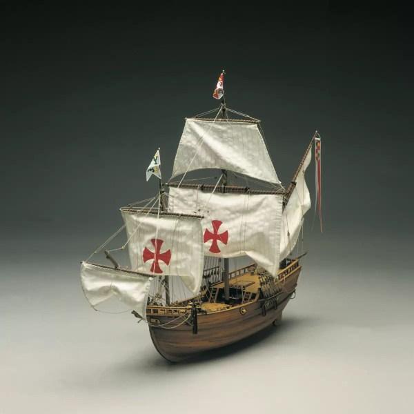 Pinta hajómakett építőkészlet Mantua