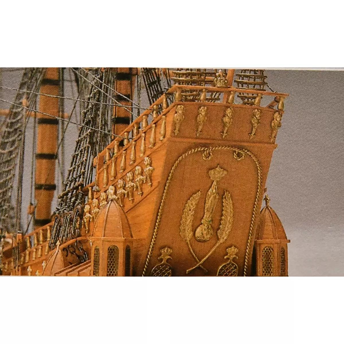 La Couronne hajómakett építőkészlet Mantua
