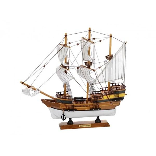Mayflower makett Szuvenír hajómakett