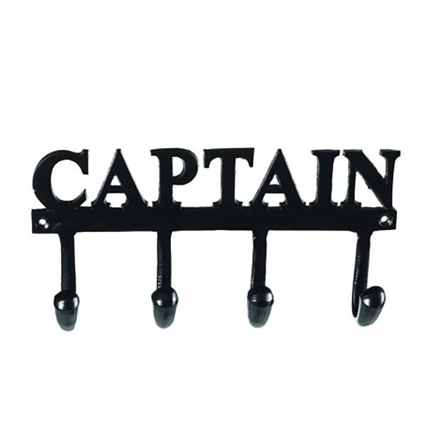 Akasztó Captain 30 cm Fogas, akasztó