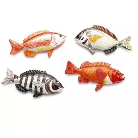 Hűtőmágnes halak Hűtőmágnes