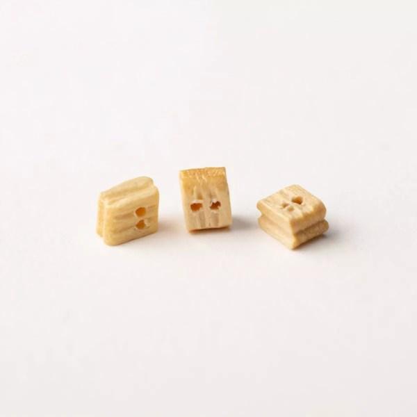 Csiga blokk két soros 3 mm 10 darab Kiegészítők