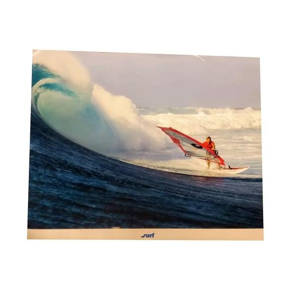 Poszter Surf keretben Festmények, képek