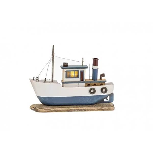 Halászhajó lámpa elemes Lámpa