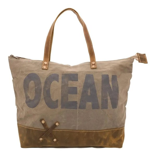 Kézitáska Transatlantic korall Hajós divat, táska