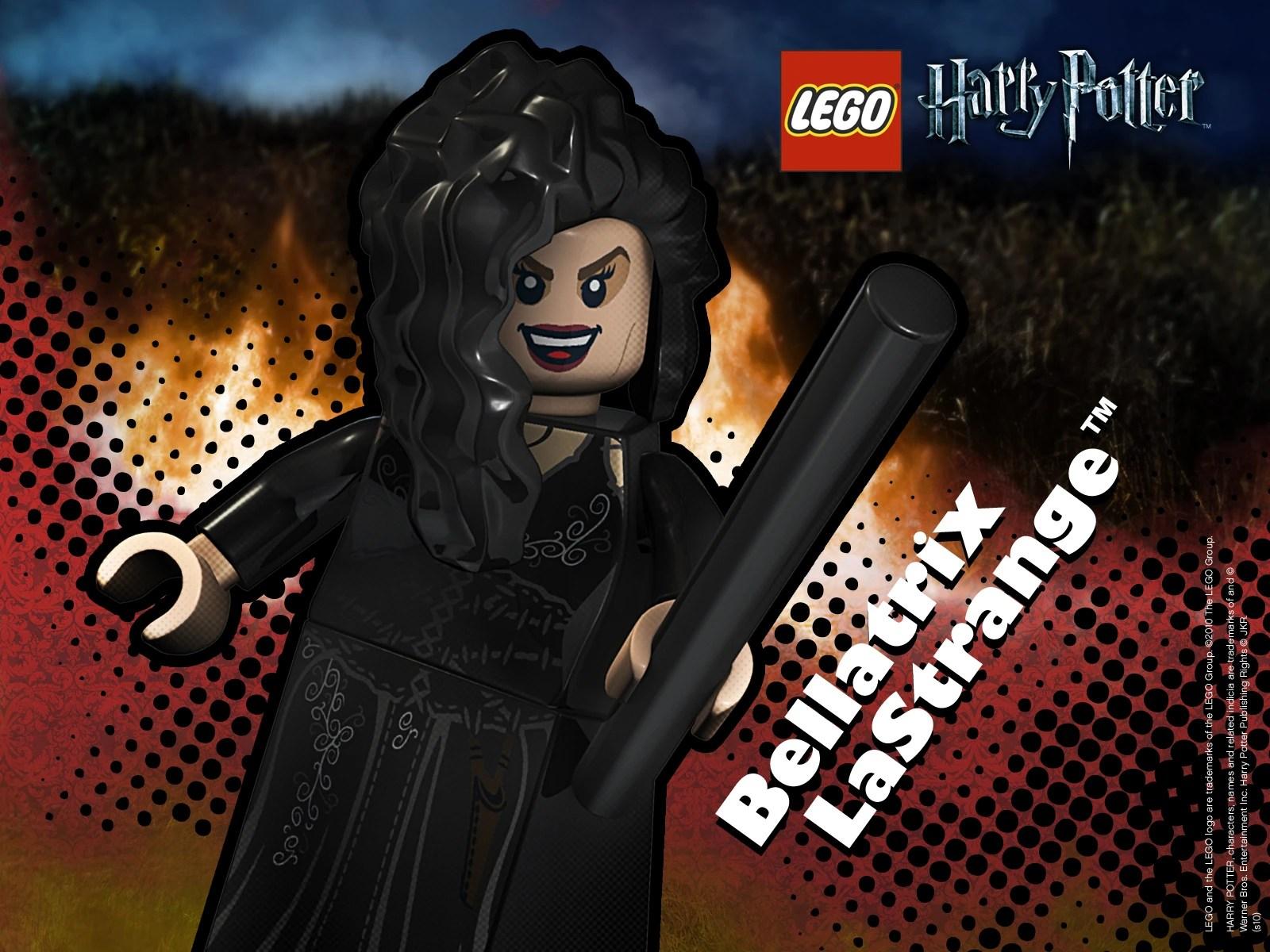 Wallpaper That Is Cute Bellatrix Lestrange Brickipedia The Lego Wiki