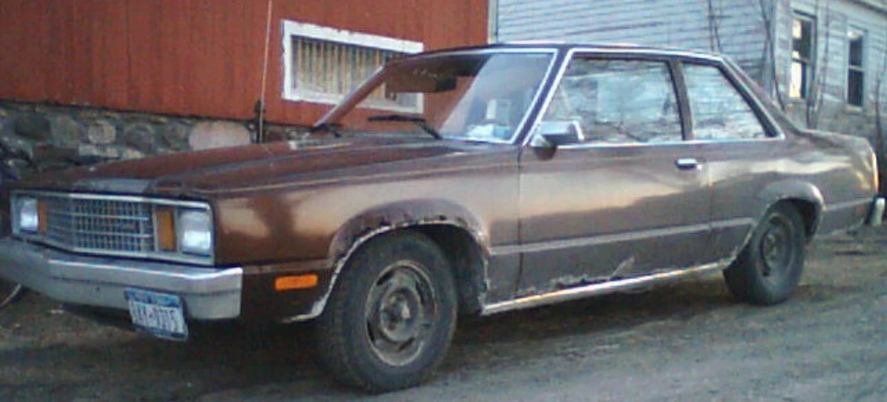 1981 Ford Ltd Ii 2 Door