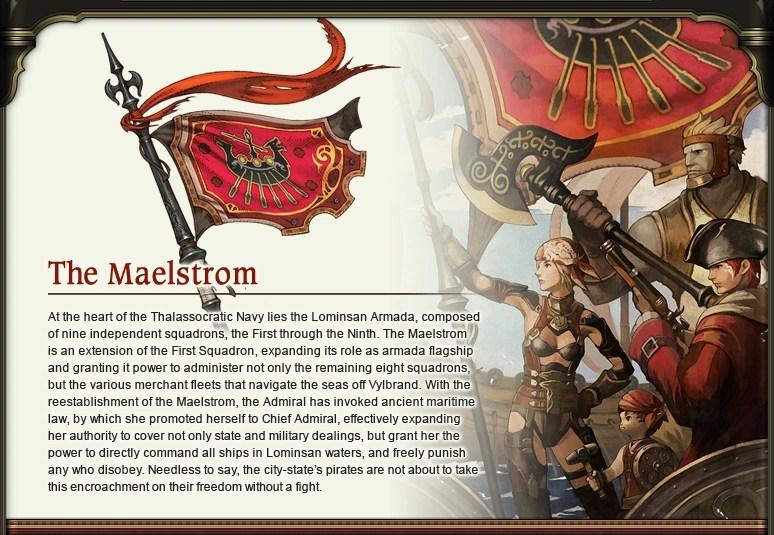 Grand Companies Of Eorzea The Final Fantasy Wiki 10