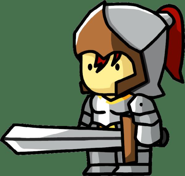 Knight Scribblenauts Wiki