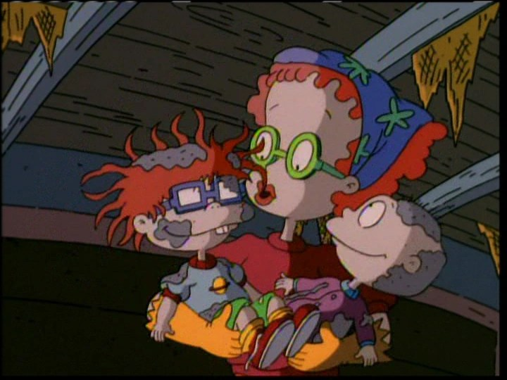 Dust Bunnies Rugrats Wiki