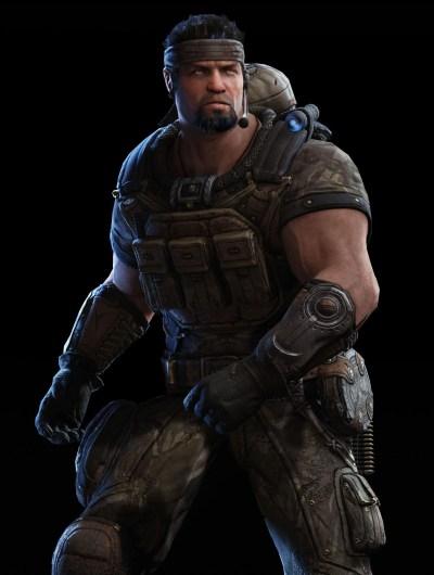 Dominic Santiago - Gearspedia, the Gears of War wiki ...